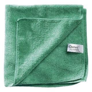 Microfibre Cloth Oates GREEN 10