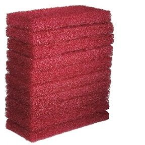 Floor Pad Eager Beaver Oates RED 10
