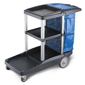 Platinum Janitors Cart
