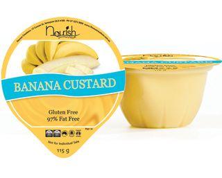 Nourish Banana Custard 36
