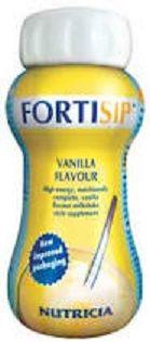 Fortisip Vanilla 200ml 24