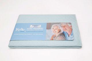Kylie Utility Pad Med Sky Blue ea