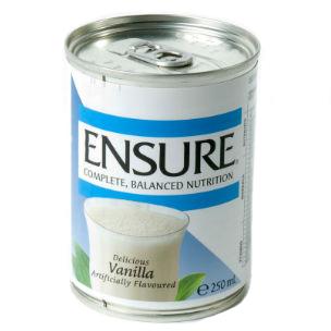 Ensure Vanilla 250ml 24