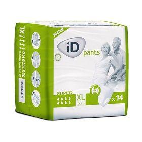ID Pants Super XLarge 56