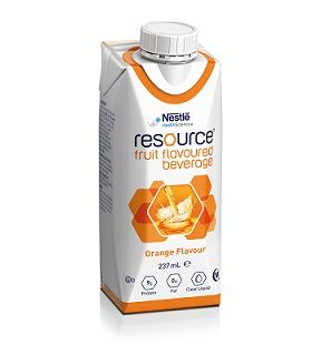 Resource Fruit Bev Orange 237ml 24