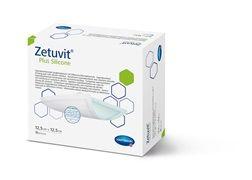 Zetuvit Plus Silicone 10x20cm 10
