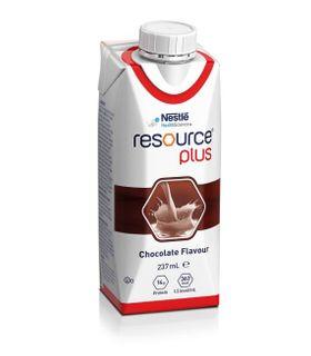 Resource Plus Chocolate  237ml 24