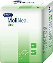 MoliNea Plus 110g Underpad 60x90cm 100