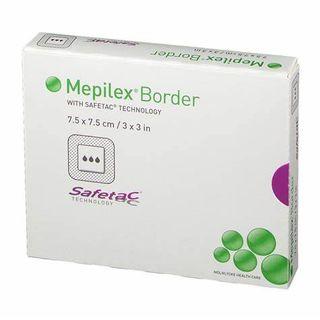 Mepilex Border Ag 7.5 x7.5cm 5