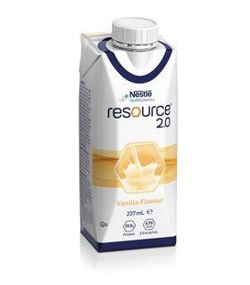 Resource 2.0 Vanilla 237ml 24