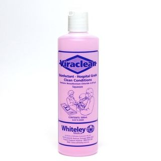 Viraclean Hospital Grade Disinfectant Refill 500ml