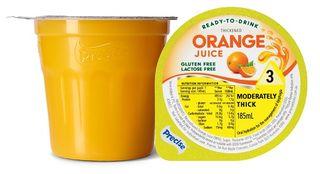 Precise Level 3  Orange Juice 185ml 12