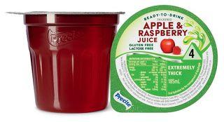 Precise Level 4 Apple & Raspberry Juice 185ml 12
