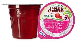 Precise Level 2 Apple & Raspberry Juice 185ml 12