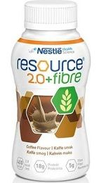 Resource 2.0 Fibre Coffee 200ml 24