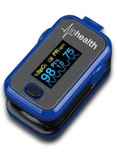 Finger Pulse Oximeter Inhealth