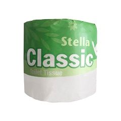 Stella Toilet Tissue 2ply 400 sht recycled 48