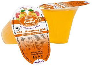Prethick Citrus Cordial 400 24
