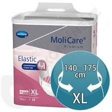 MoliCare Premium Elastic X-Large 7 drops 56