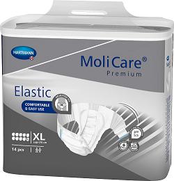MoliCare Premium Elastic X-Large 10 drops 56