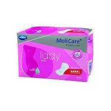 MoliCare Premium Lady Pad 4 drops 168