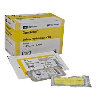 Xeroform Gauze 12.7cmx22.9cm strip 50