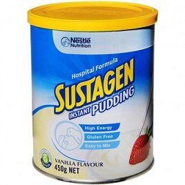 Sustagen Inst Pudding  Powder 420g 6