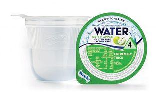 Precise Level 4 Crisp Apple Water Cup 185ml 12