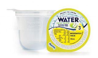 Precise Level 3 Crisp Apple Water Cup 185ml 12