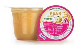 Precise Level 2 Pear Juice Cup 185ml 12