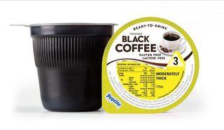 Precise Level 3 Black Coffee 175ml 24
