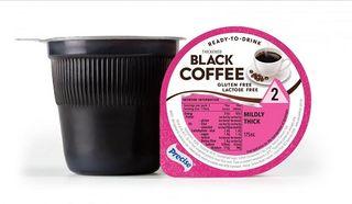 Precise Level 2 Black Coffee 175ml 24