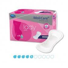 MoliCare Premium Lady Pants Large 5 drops 56