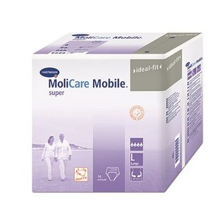 MoliCare Premium Mobile Large 8 drops 56