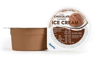 Precise No Melt Chocolate Ice Cream 120g 24