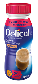 Delical Conc Oral Clinical Nut Coffee 200ml 24