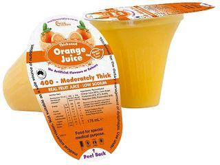Prethick Orange Juice 400 24