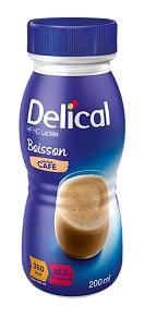 Delical Milk Oral Clinical Nut Coffee 200ml 24