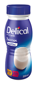 Delical Milk Oral Clinical Nut Natural 200ml 24