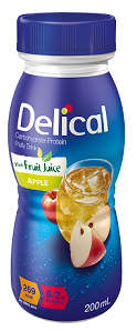 Delical Fruit Oral Clinical Apple 200ml 24