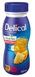 Delical Fruit Oral Clinical Mixed Fruit 200ml 24
