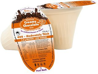 Prethick Creamy Chocolate Drink 400 24