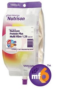 Nutrison Protein Plus Multi Fibre 1000ml 8
