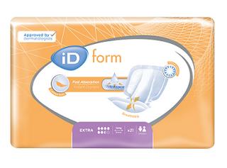 iD Form Extra Size 2 1900ml Pk21x8