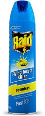 Raid Odourless Fly Insect Kill 350g ea