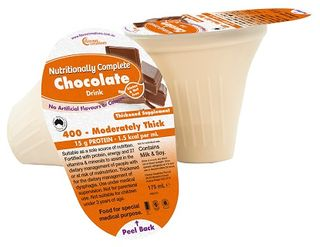 Nutritionally Complete Choc Drink 400 24