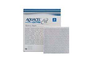 Aquacel AG Extra 10cmx10cm ea