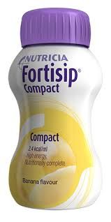 Fortisip Compact Protein Vanilla 125ml 24