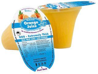 Prethick Orange Juice 900 24