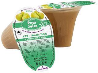 Prethick Pear Juice Mildly 150 24